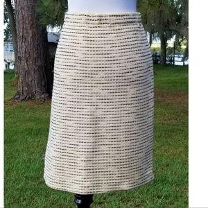 St. John Collection pencil skirt